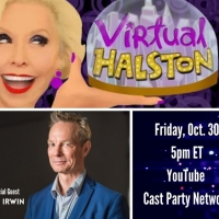 BWW Previews: Julie Halston's VIRTUAL HALSTON Returns October 30th With Special Guest Photo
