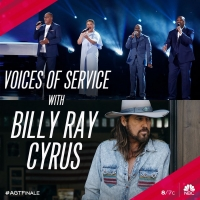 Billy Ray Cyrus Performed on AMERICA'S GOT TALENT