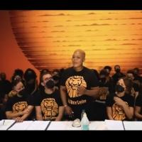 VÍDEO: Empiezan los ensayos de EL REY LEÓN en Madrid Photo