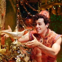 ALADDIN Will Return to Broadway in September Photo