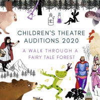 Yorkshire Playhouse Children's Theatre Announces Auditions For A WALK THROUGH FAIRY TALE F Photo