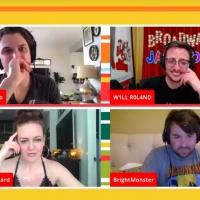 Video Roundup: Catch Up on Andrew Barth Feldman's  Broadway Jackbox Series - Featuring Alex Brightman, Rob McClure, Patti Murin, Matt Doyle, and More!