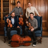 Chamber Music Society Of Detroit Presents Series Debuts Of Escher String Quartet & Terrenc Photo