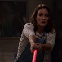 VIDEO: Watch Angie and Graham Extract a Possum in This Clip from SINGLE PARENTS!