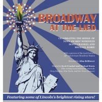 William Stephan Discusses the Upcoming Special Showcase BROADWAY AT THE LIED
