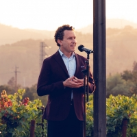 Jacob Langfelder Launches Broadway And Vine In Napa Valley With Tony Yazbeck And Lanc Photo