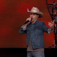 VIDEO: Watch Dustin Lynch Perform 'Ridin' Roads' on JIMMY KIMMEL LIVE! Photo