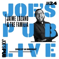 Mandy Gonzalez, Daphne Rubin Vega, and More to Join Jaime Lozano for Virtual Concert  Photo