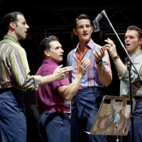 VIDEO: The Stars of JERSEY BOYS Visit Backstage LIVE with Richard Ridge Photo