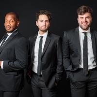 Florida Studio Theatre Presents SHADES OF BUBLE: A THREE-MAN TRIBUTE TO MICHAEL BUBLE Photo