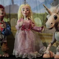 THE PRINCESS, THE UNICORN, AND THE SMELLY-FOOT TROLL Comes to the Great AZ Puppet Theater Photo