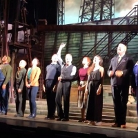 VIDEO: Sting and the Cast of THE LAST SHIP Take Their Opening Night Bow in San Franci Video