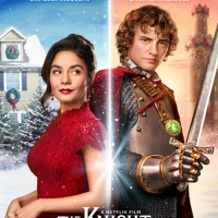 VIDEO: Vanessa Hudgens Stars in the THE KNIGHT BEFORE CHRISTMAS Trailer Video