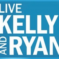 Forest Whitaker, Curtis '50 Cent' Jackson, & More Guest on LIVE WITH KELLY AND RYAN N Photo