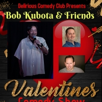 Las Vegas Celebrates Valentine's Day With Laughter At Delirious Comedy Club