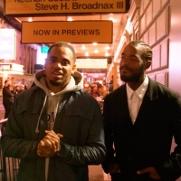 VIDEO: Tristan Mack Wilds & Luke James Honor First Preview of THOUGHTS OF A COLORED M Video