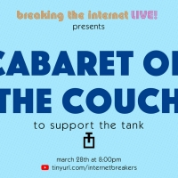 CABARET ON THE COUCH To Raise Money For The Tank NYC