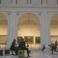 VIDEO: Tap Dancers Take to NYC Museums in the Latest NY PopsUp Performance Photo