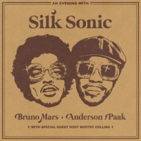 Bruno Mars & Anderson .Paak Arrive in Style as Silk Sonic Photo