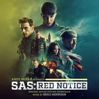 Lakeshore Records Set To Release SAS RED NOTICE - ORIGINAL MOTION PICTURE SOUNDTRACK Photo