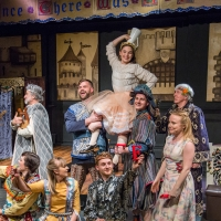 BWW Review: ONCE UPON A MATTRESS, Upstairs At The Gatehouse Photo