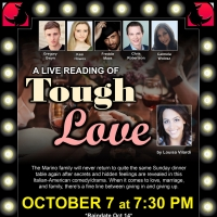 Rhino Theatre To Host Public Reading Of Louisa Vilardi's Play, TOUGH LOVE Photo