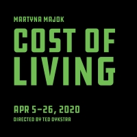 Coal Mine Theatre to Present COST OF LIVING Photo