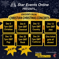 Indie Collaborative Artists To Perform On Indie Star Events Online Holiday Series Of Photo