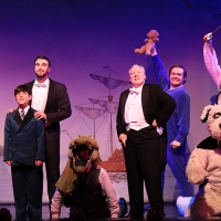 BWW Review: FINDING NEVERLAND at Fred Kavli Theatre Photo