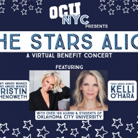 Kristin Chenoweth, Kelli O'Hara and More to be Featured in OCUNYC Virtual Benefit Concert