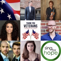 Sing For Hope Holds Veterans Day Live Virtual Concert For Seniors And Families  Photo