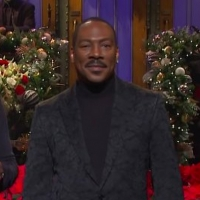 VIDEO: Eddie Murphy's SNL Monologue Gets Crashed By Tracy Morgan, Chris Rock and Dave Chappelle