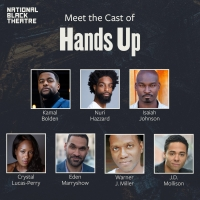 HANDS UP: 7 PLAYWRIGHTS, 7 TESTAMENTS Radio Play to be Presented by National Black Th Photo