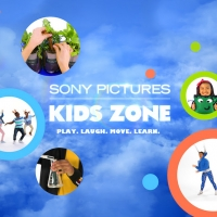 Sony Pictures Entertainment Launches Interactive Family Activity YouTube Channel Photo