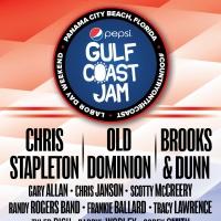2021 Pepsi Gulf Coast Jam Announces Full Lineup Photo