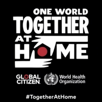 WATCH LIVE NOW: Star-Studded Virtual Concert, ONE WORLD: TOGETHER AT HOME