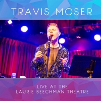Travis Moser Celebrates Pride Month With The Release Of His New Live Album Photo