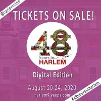 Harlem9 Presents 48HOURS IN...HARLEM Digital Edition Photo
