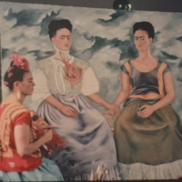 La exposición Caballo de vapor destaca vínculo de Chávez con la plástica mexicana Photo