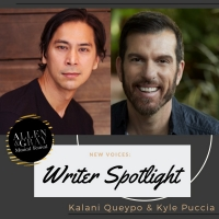 Next NEW VOICES Concert Features Kyle Puccia And Kalani Queypo Photo