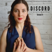 Jax Smith & Helene Taylor Announce Online Premiere Of Short Play DISCORD Photo