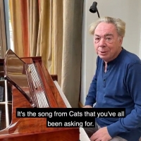 VIDEO: Andrew Lloyd Webber Plays 'Memory' From CATS Photo