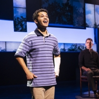 BWW TV: Watch Jordan Fisher Belt Out Songs from DEAR EVAN HANSEN! Photo
