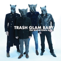The Boomtown Rats Release 'Trash Glam Baby' Photo