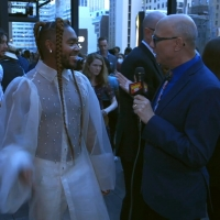 VIDEO: On the Red Carpet for Opening Night of PASS OVER Photo