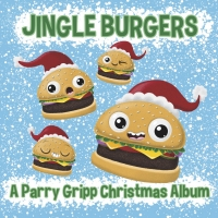 Parry Grip Will Release New Christmas Album 'Jingle Burgers!' Photo