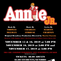 Stephanie Owens To Make Special Alumna Appearance At Dunbar Theatre ANNIE Photo