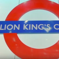 VIDEO: THE LION KING Takes Over King's Cross in Honor of its 20th Anniversary in the  Photo