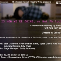 BWW Blog: Devising Theatre in Zoom School© Photo