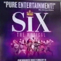 VIDEO: SIX's Billboard Goes Up In Times Square Photo